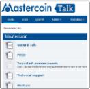Follow MSC on bitcointalk.org