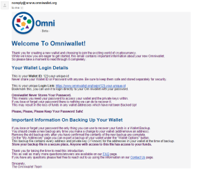 OmniWelcome