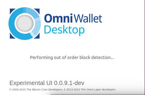 Omni Wallet Desktop